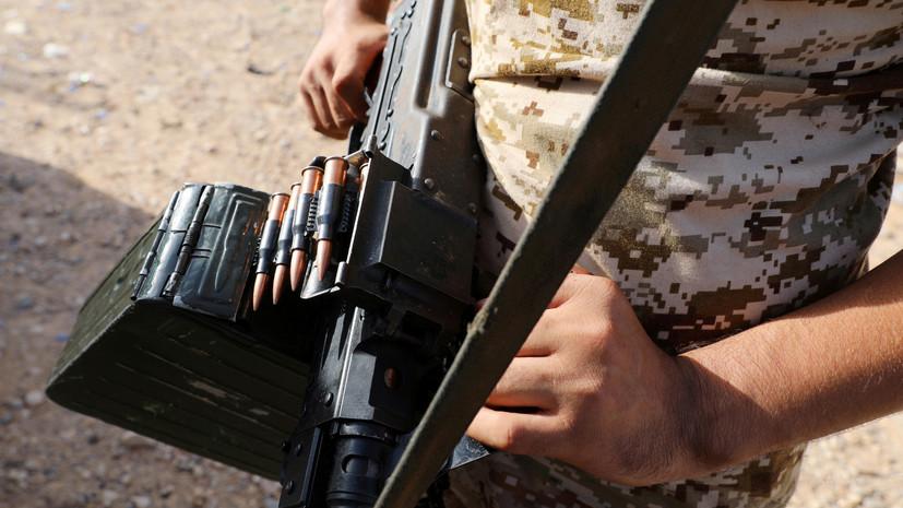 ПНС Ливии вернуло под контроль Сирт