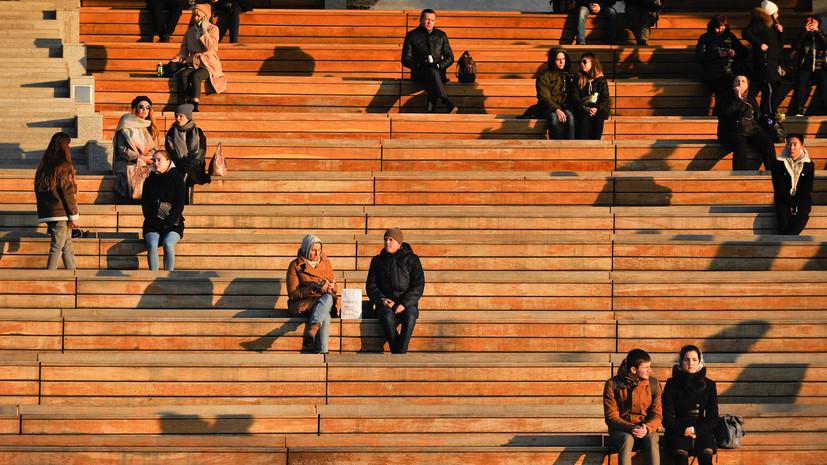 Вильфанд сообщил об аномально тёплой погоде во всей России