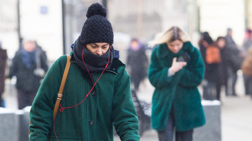 Вильфанд пообещал неласковую погоду в первый рабочий день в Москве