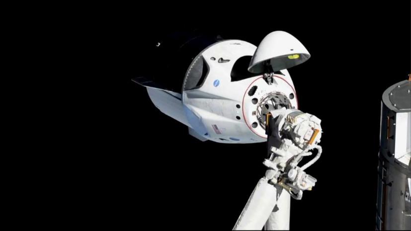 Испытание системы спасения корабля Crew Dragon перенесено