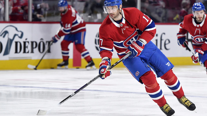 Передача Ковальчука в дебютном матче не спасла «Монреаль» от проигрыша «Виннипегу» в НХЛ
