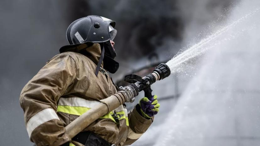 Источник: в Подмосковье четыре человека погибли в результате пожара