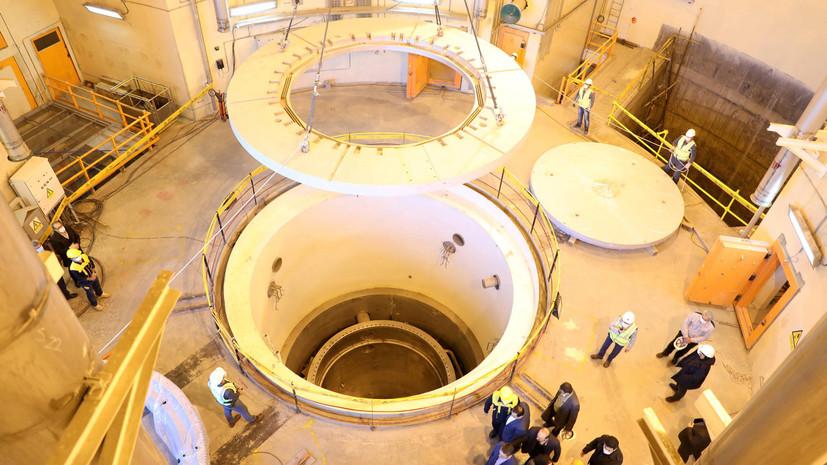 В Иране заявили об отсутствии планов по созданию ядерного оружия