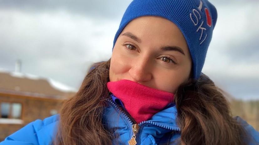 Призёр ОИ по лыжным гонкам Белорукова стала матерью