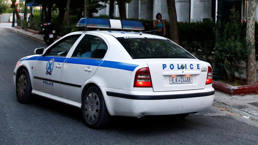 СМИ: В Греции неизвестный выстрелил в экс-футболиста «Олимпиакоса»