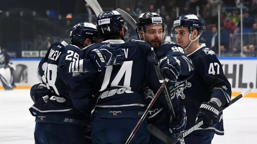 В клубе КХЛ «Адмирал» ряд игроков и тренер заболели вирусной инфекцией