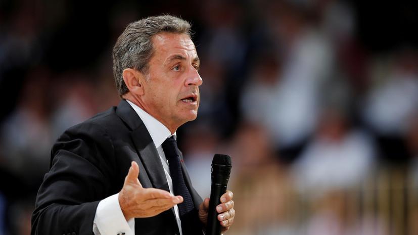 Саркози предстанет перед судом по делу о взяточничестве