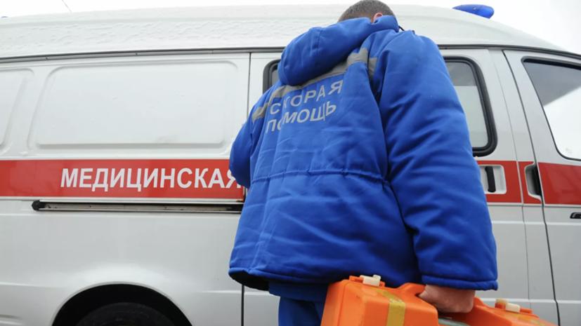 В Омске в ДТП с участием «скорой» погиб один человек