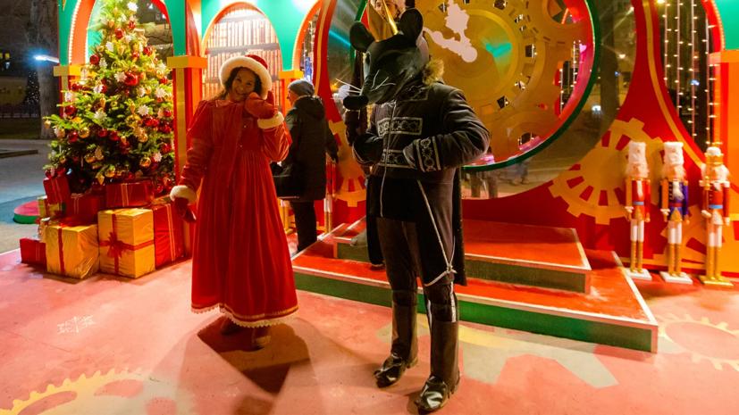 В Москве рассказали о программе фестиваля «Путешествие в Рождество» на 9 и 10 января