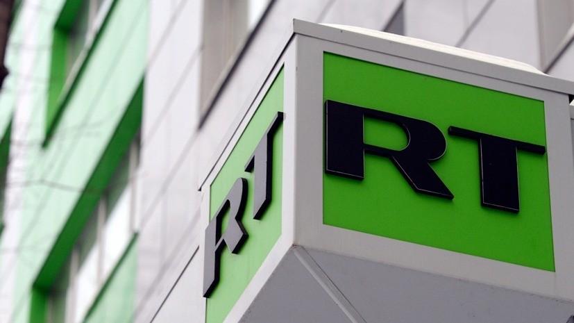 RT возглавил рейтинг топ-СМИ в MediaMetrics за декабрь