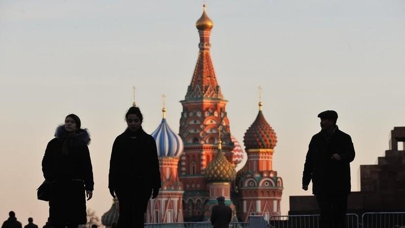 Синоптики прогнозируют «новую порцию тепла» в Москве