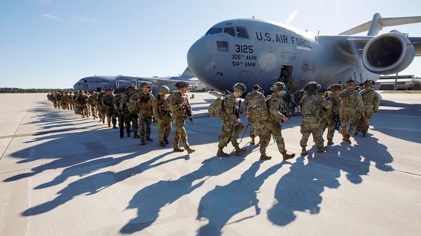 «Инструмент глобального противостояния»: почему США отказываются выводить свои войска из Ирака