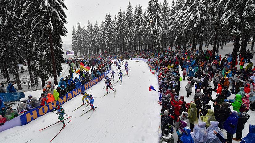 Потерянные в тумане: россиянки провалили женский спринт на этапе КМ по биатлону в Оберхофе
