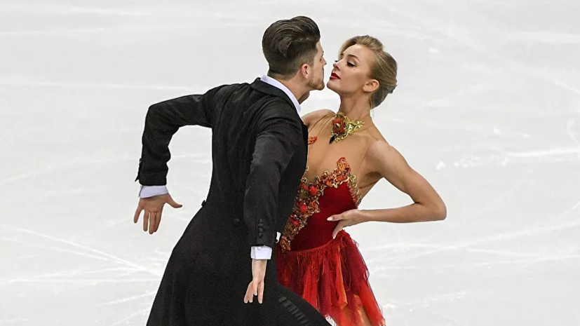 Степанова и Букин рассказали, как изменились танцы на льду за минувшее десятилетие