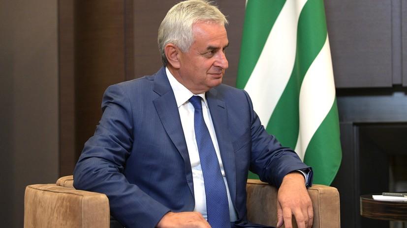 «Это госпереворот!»— вАбхазии произошел захват здания президентской администрации