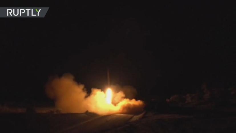 Генерал КСИР назвал цель удара Ирана по американским базам