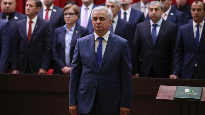 Суд в Абхазии вновь рассмотрит жалобу на решение по выборам президента