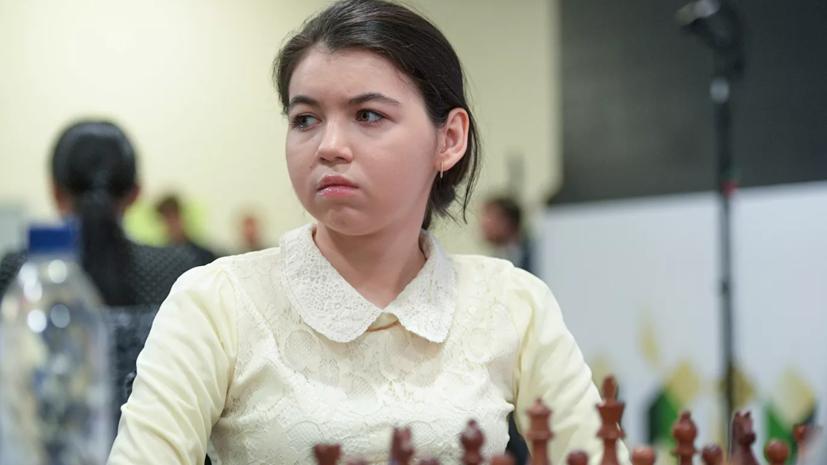 Горячкина проиграла Вэньцзюнь в четвёртом матче за звание чемпионки мира по шахматам