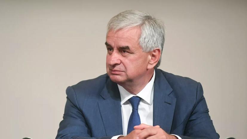 Парламент Абхазии принял обращение к президенту с призывом об отставке