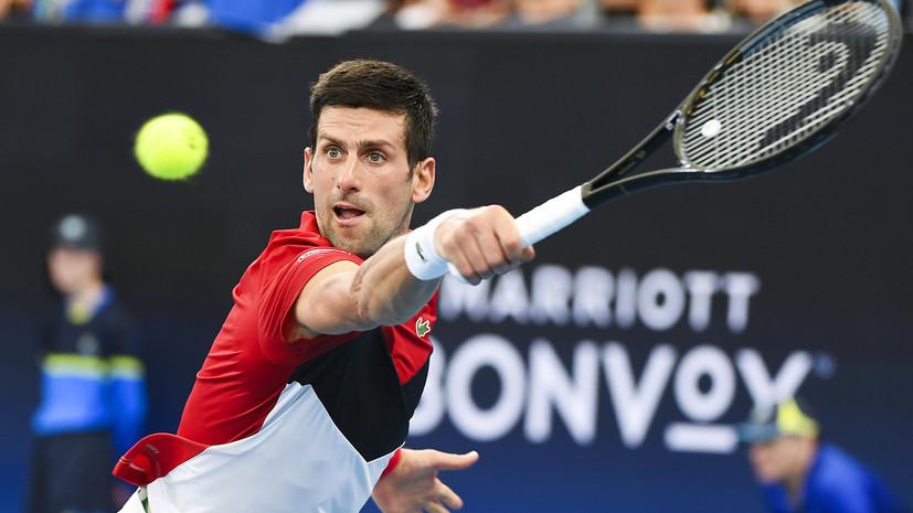 Сборная Сербии обыграла Канаду в четвертьфинале ATP Cup и стала соперником России