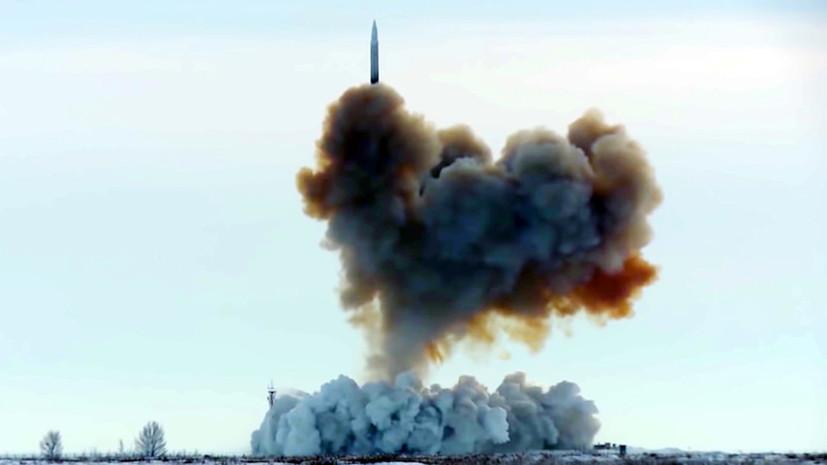 На втором месте: в США заявили об отставании от России в модернизации ядерных сил