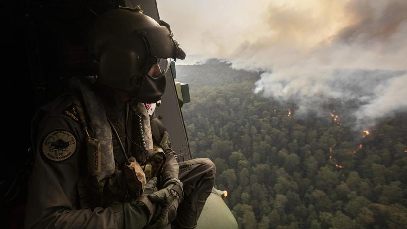 Очевидец рассказал о последствиях пожаров в Австралии