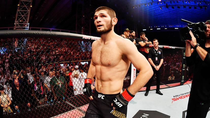 Экс-чемпион UFC Леснар заявил, что не считает Нурмагомедова лучшим в мире бойцом