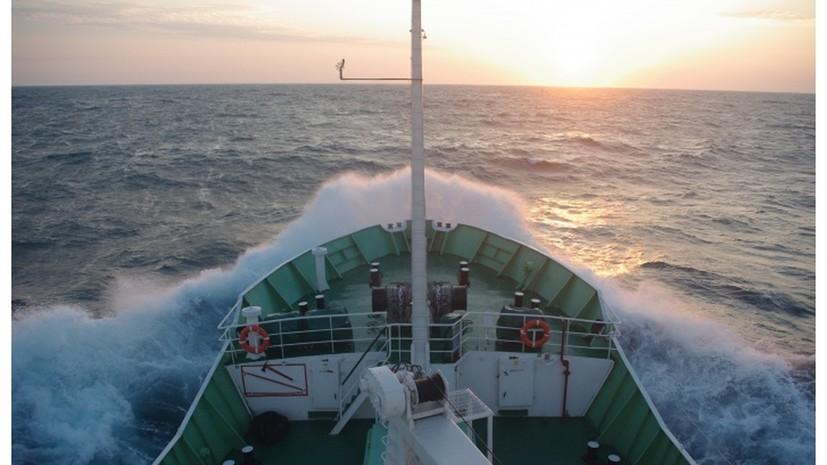 Учёные Севастополя провели зимнюю экспедицию в Чёрном море