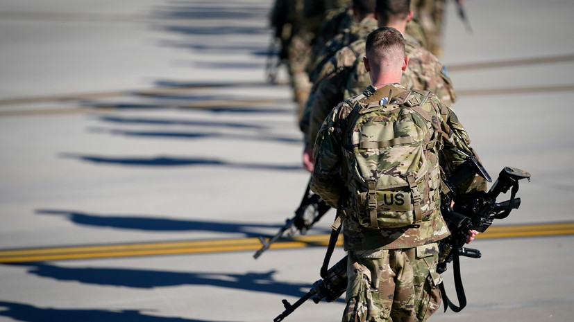 США заявили о нежелании обсуждать с Ираком вывод войск