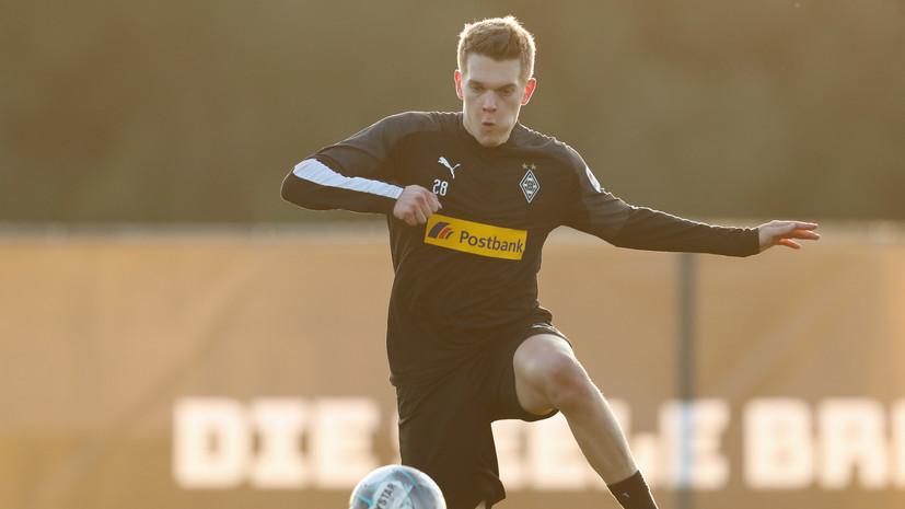 Гинтер объявлен лучшим игроком сборной Германии в 2019 году