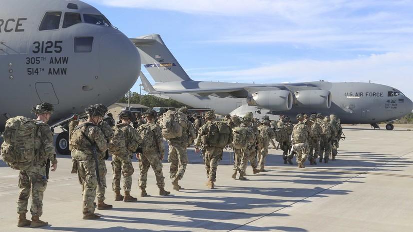 WP узнал о неудачной операции США против ещё одного иранского военного