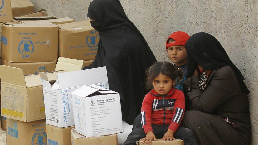 СБ ООН принял резолюцию о продлении трансграничной гумпомощи Сирии