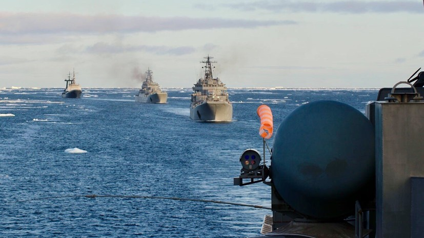 Украинский эксперт заявил об отсутствии у России надводного флота