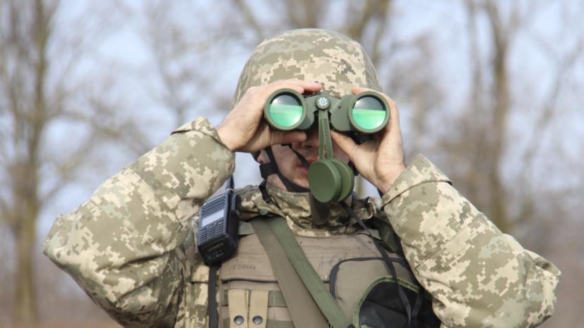 В ЛНР сообщили о двух за сутки нарушениях режима тишины со стороны ВСУ