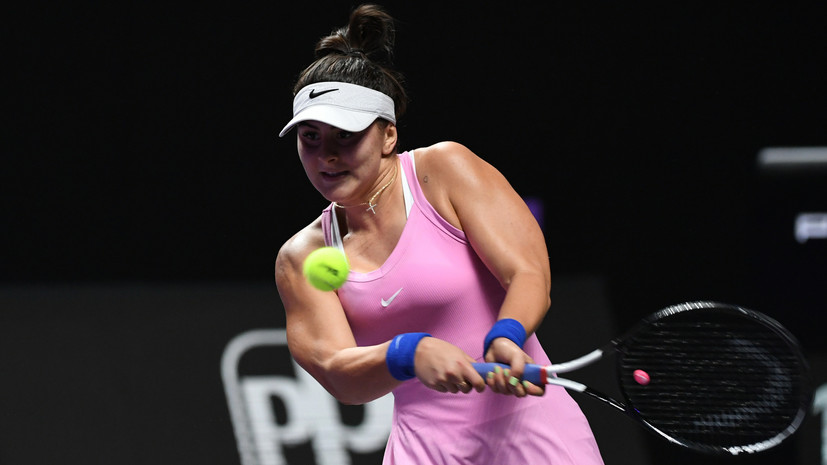 Победительница US Open Андрееску пропустит Australian Open