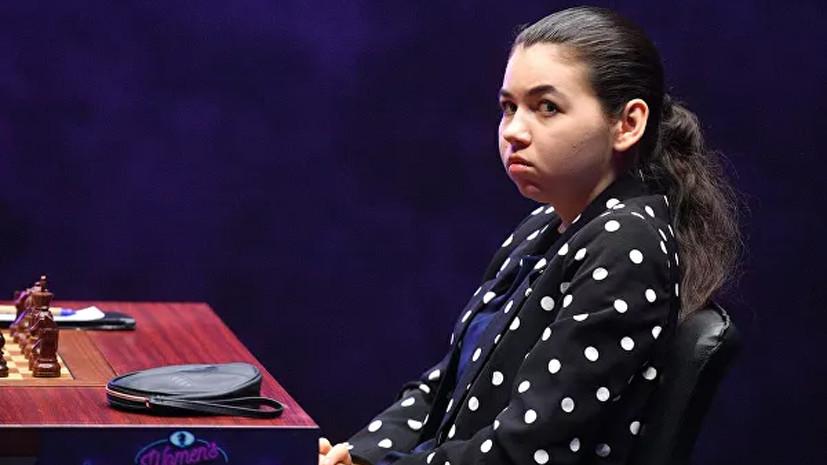 Горячкина обыграла Вэньцзюнь в пятой партии матча за шахматную корону