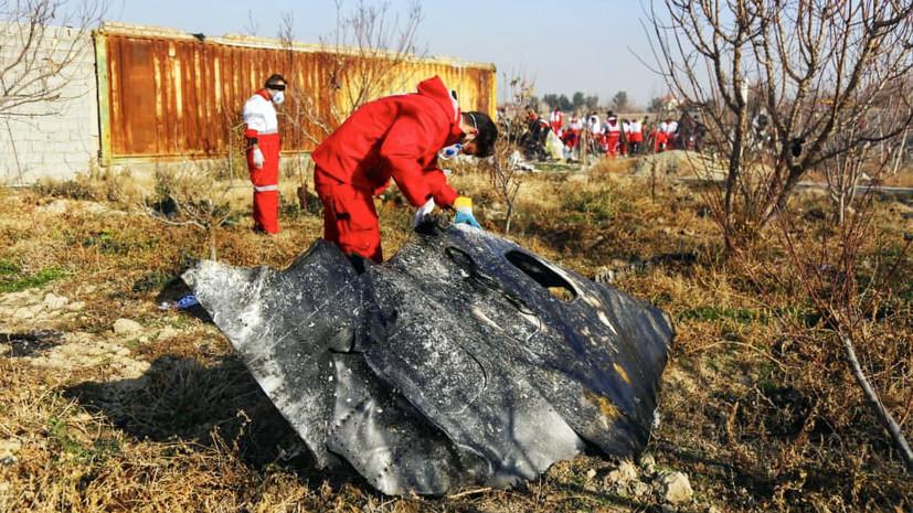 Приняли за ракету: в Иране рассказали об ошибке, из-за которой был сбит украинский Boeing