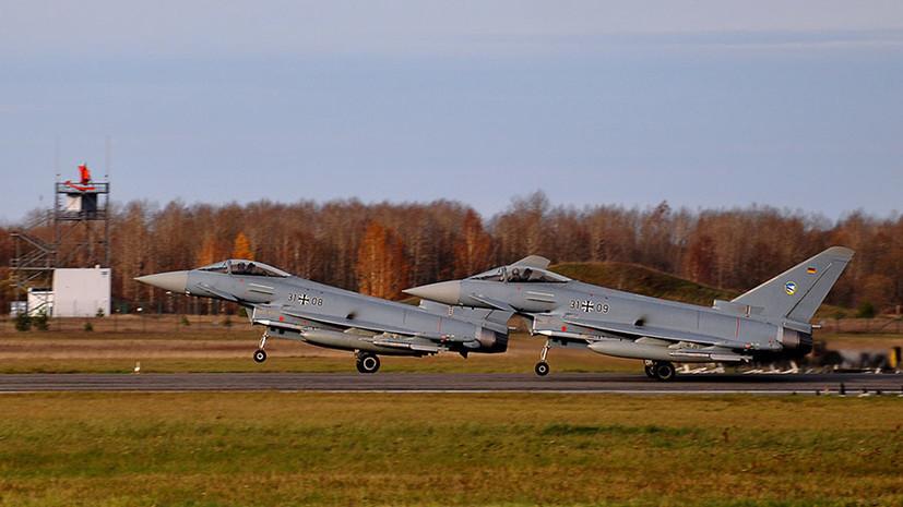 Вынужденная интеграция: зачем Прибалтике новые центры управления воздушными операциями