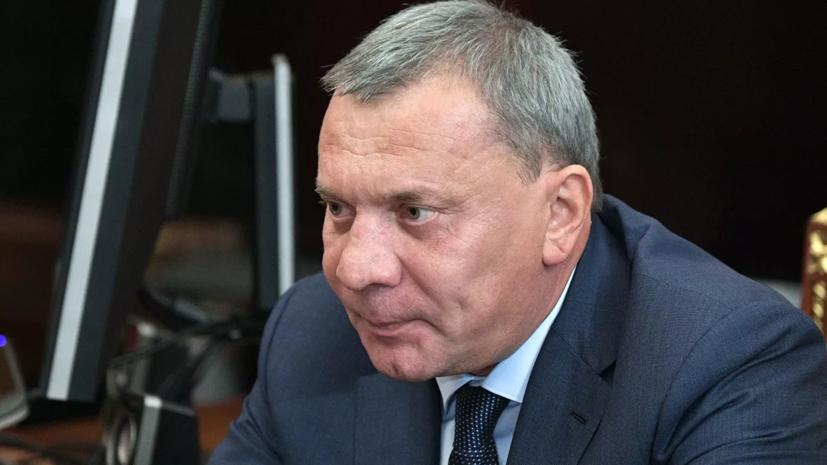Борисов назвал ахиллесову пяту космической отрасли России