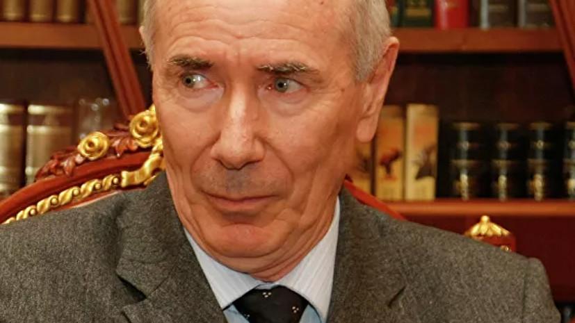 Умер первый посол России в Южной Осетии Эльбрус Каргиев