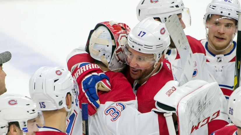 Шайба Ковальчука в овертайме помогла «Монреалю» обыграть «Оттаву» в НХЛ