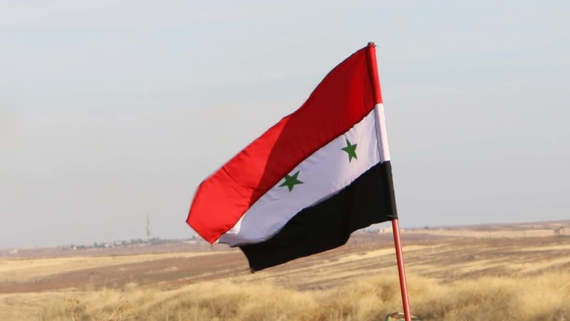 СМИ: Правительственная делегация Сирии проводит переговоры в Иране