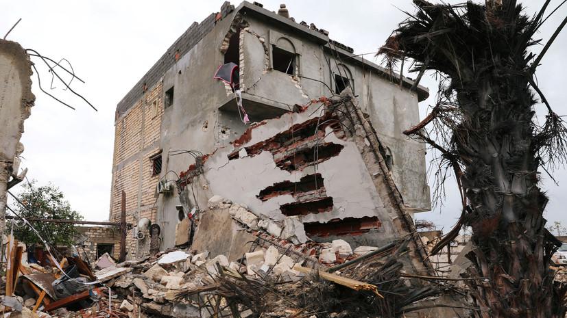 В ООН приветствуют решение о прекращении боевых действий в Ливии