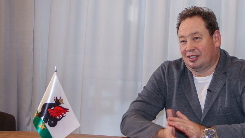 Слуцкий назвал задачу «Рубина» на текущий сезон