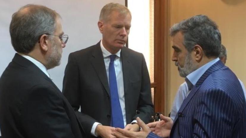 Посол Британии в Иране прокомментировал своё задержание в Тегеране