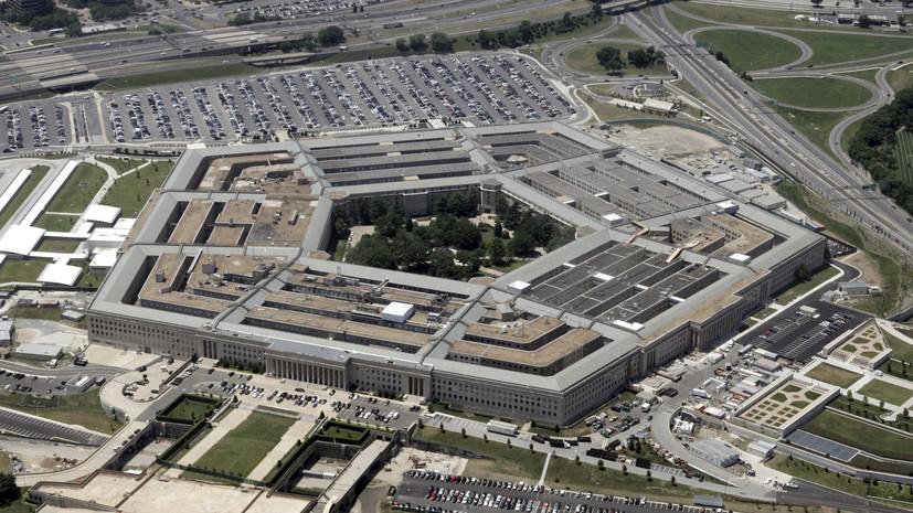 В Пентагоне отметили угрозу конкуренции со стороны России и Китая