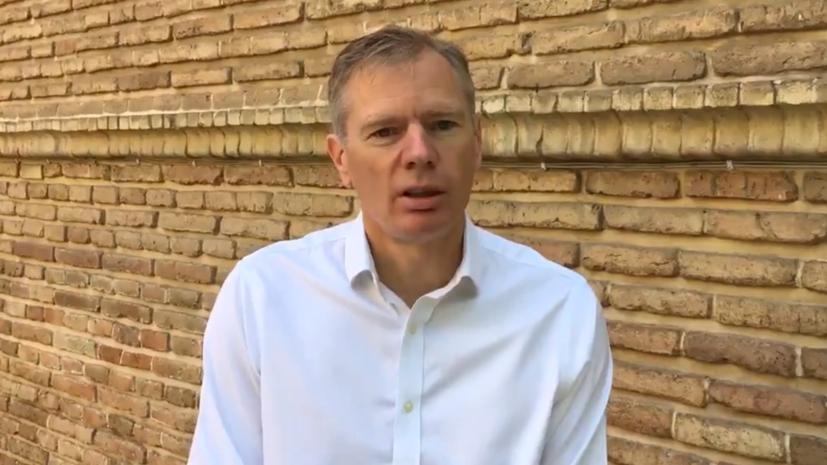 В Германии осудили временное задержание посла Британии в Иране