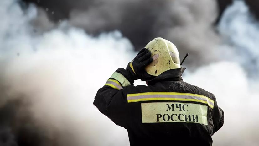 В Тверской области ликвидировали возгорание в гостиничном комплексе