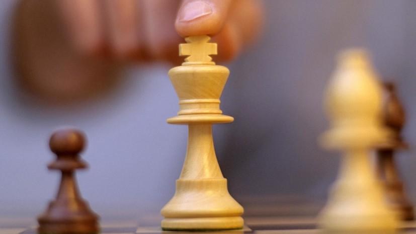 Артемьев обыграл Витюгова во втором туре шахматного турнира в Вейк-ан-Зее