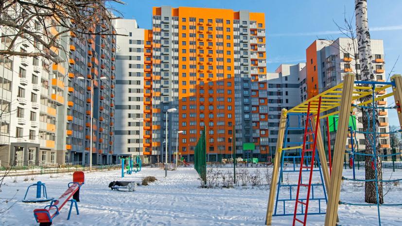 В Москве назвали районы — лидеры по темпам реновации
